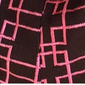 ts dixon Pants - Ts Dixon Elvis pants size 4. Pink and brown